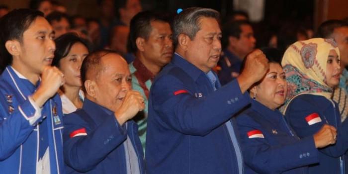 Demokrat Pastikan Tak Akan Berkoalisi dengan Jokowi-JK