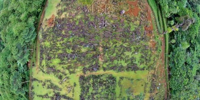 Situs Gunung Padang adalah Punden Berundak