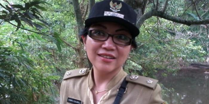 Lurah Susan: Saya Yakin Pak Jokowi Tak Salah Pilih