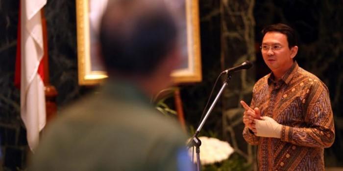 Jokowi Mengundurkan Diri, Ahok Kembali Jadi Plt Gubernur