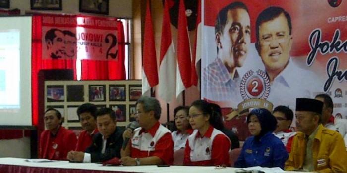 Dua Partai Koalisi Merah Putih Dikabarkan Akan Hadir di Rakernas PDI-P