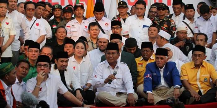 Koalisi Merah Putih Diprediksi Hanya Tinggal Gerindra dan PKS