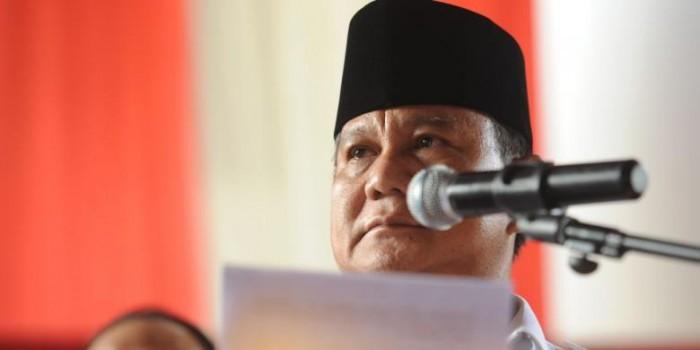 Prabowo Akan Gelar Konferensi Pers Sikapi Putusan MK