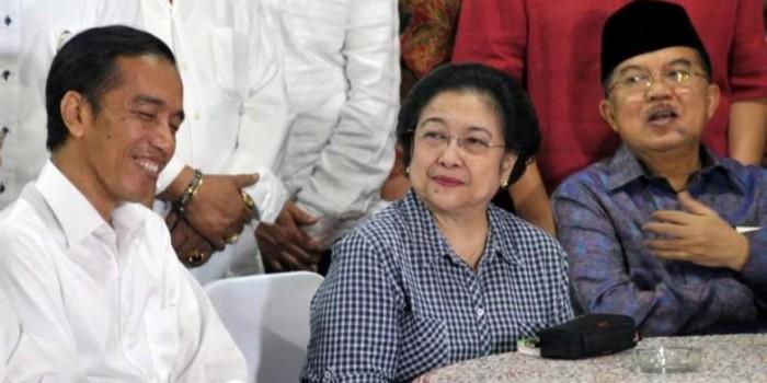 Jokowi Dinilai Gagal Rampingkan Kabinet karena Tekanan Parpol, Megawati, dan JK