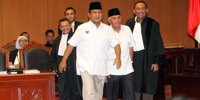 Pak Prabowo, Sudahlah...