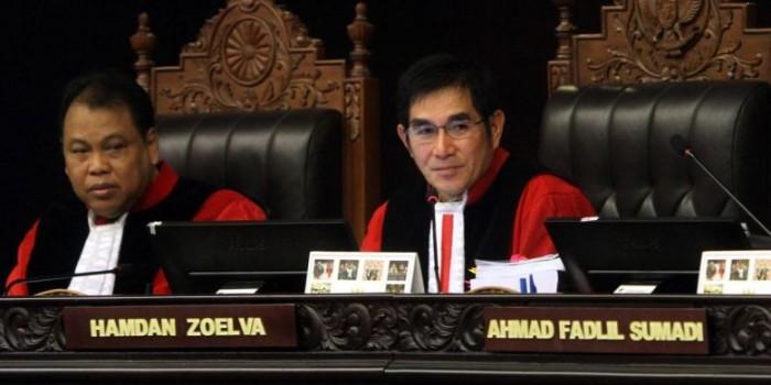 MK Nilai Hitungan Klaim Kemenangan Prabowo-Hatta Tak Beralasan