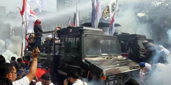 Unjuk Rasa Pendukung Prabowo, Total Ada 46 Orang Luka-luka