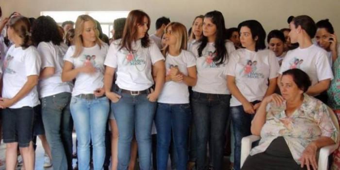 Sebuah Kota di Brasil, Semua Penduduknya adalah Wanita