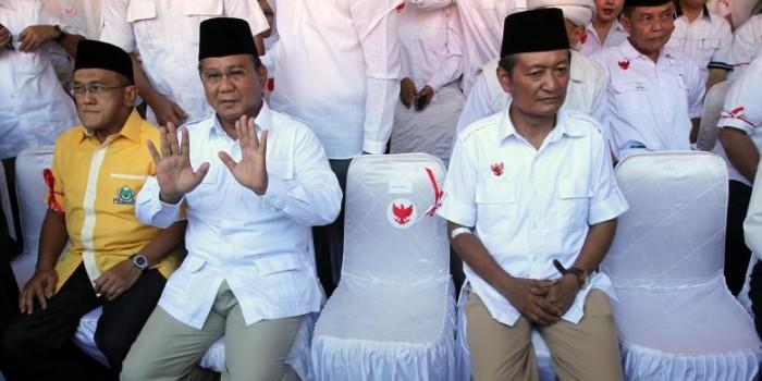 Ketua Umum Gerindra Suhardi Meninggal Dunia