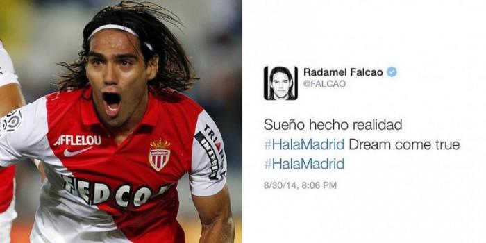 Falcao: Mimpi Jadi Kenyataan, Hala Madrid