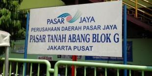 Mantan Dirut PD Pasar Jaya: Pasar Blok G Itu Proyek Pencitraan