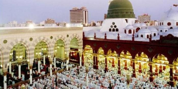 Saudi Berencana Pindahkan Makam Nabi Muhammad?