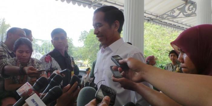 Jokowi Tidak Setuju Pelat B Dilarang Masuk Bogor