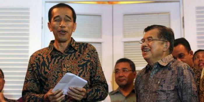 Dikritik soal Jatah Menteri untuk Parpol, Ini Jawaban Jokowi