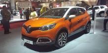 Renault Captur Bakal Tantang Honda HR-V