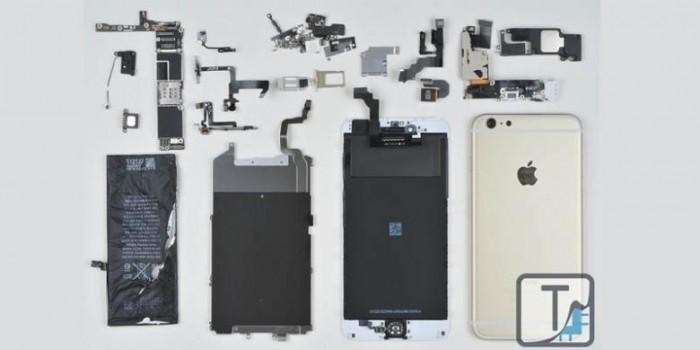 iPhone 6 Dibongkar, Profit Tinggi Apple Terungkap