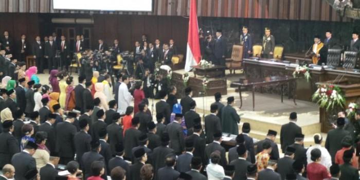 "DPR Terbelah Dua, Pemilihan Pimpinan Komisi ""Deadlock"""