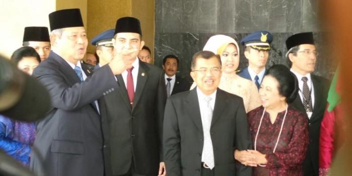 SBY Berteriak Mencari Jokowi