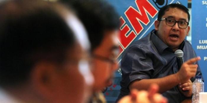 Jokowi Belum Umumkan Kabinet, Fadli Zon Sebut Biar Lambat Asal Selamat
