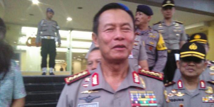 Kapolri: Pilih Ajudan Hak Prerogatif Jokowi