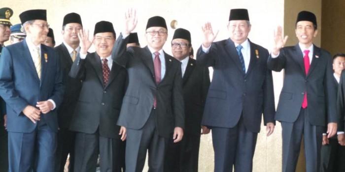 "Ketua MPR: Program Jokowi ""The Best"""