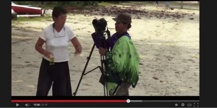 Beredar Video Bule yang Mengusir Masyarakat di Pulau Cubadak