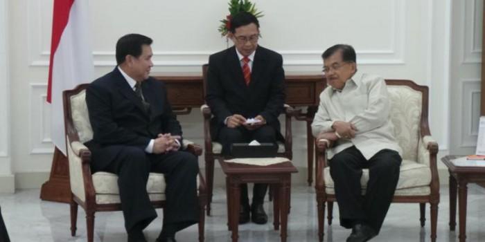 Ini Kata JK soal Tarik Ulur Pembentukan Kabinet Jokowi