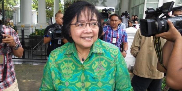 """Bertemu Jokowi, Siti Nurbaya Dapat Pertanyaan """"Sekolah di Mana?"""""""