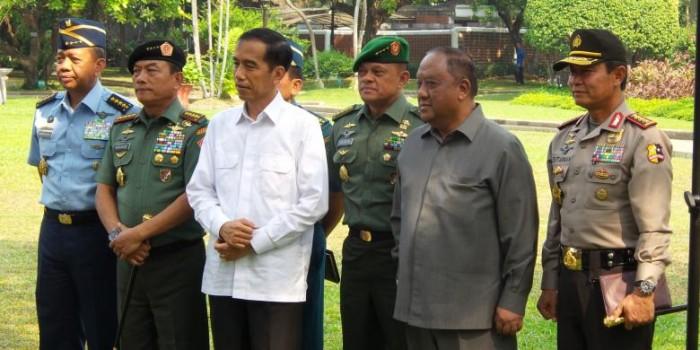 Soal Nama Kementerian, Pimpinan DPR Temui Jokowi Pukul 13.00