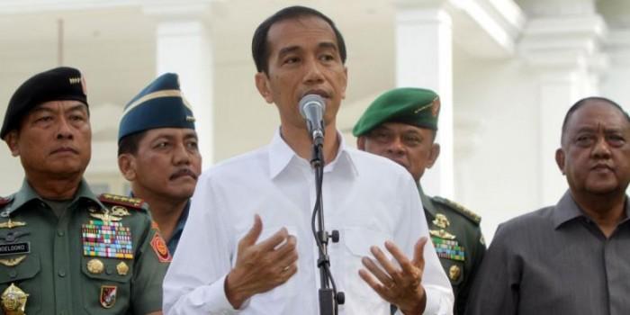 Jokowi: Saya Baru Siapkan Tempat, Kok Dibilang Dibatalkan