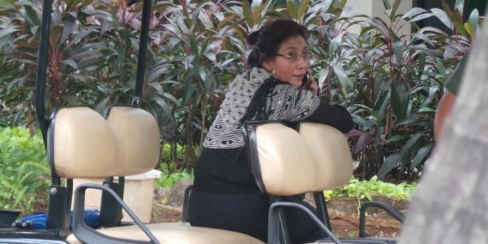 Bos Susi Air Ditanya Jokowi soal Penerbangan dan Perikanan