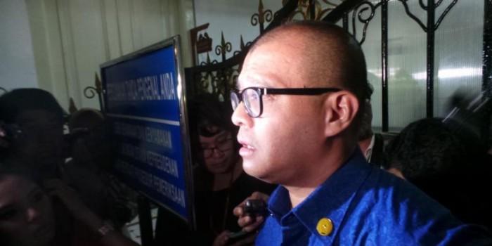 Pulang dari Medan, Presiden Gelar Rapat Bahas Pengunduran Diri Bambang Widjojanto