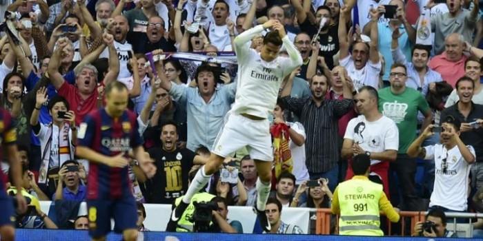 "Real Madrid ""Kubur"" Barcelona di Santiago Bernabeu"