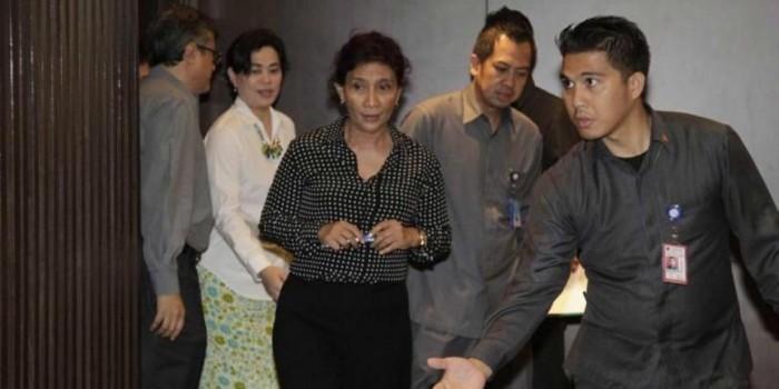 """Menteri Susi: PNBP Hanya Rp 300 Miliar, """"It Doesn't Make Sense"""""""