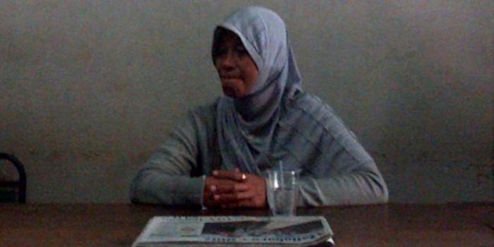 Suparmi Menangis, Putrinya Masuk Bui gara-gara Facebook