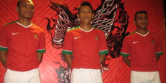 Ini Rangkaian Seragam Timnas Indonesia sejak 2007!