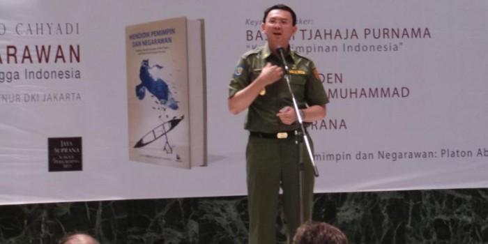 Ini Tiga Nama yang Diajukan Ahok Jadi Wagub ke Megawati
