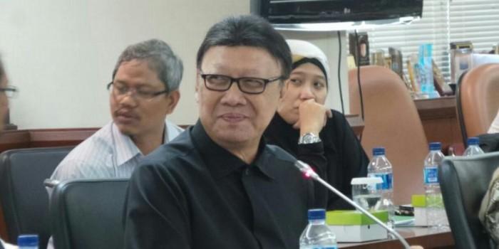 Kemendagri Copot Jabatan Bupati Bogor secara Tidak Hormat