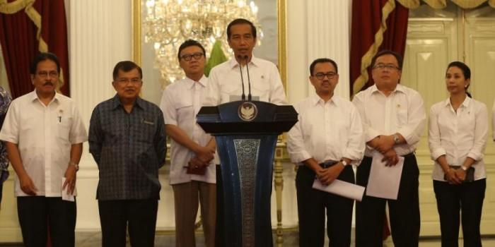 Jokowi: Puluhan Kali Pemerintah Naikkan Harga BBM, Apa Pernah DPR Interpelasi?