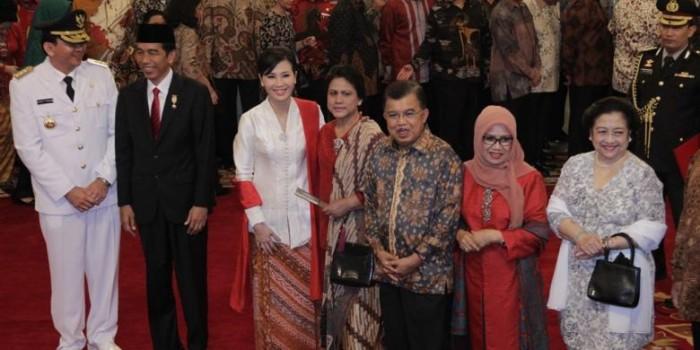 Ahok Sudah Ajukan Nama Cawagubnya kepada Megawati