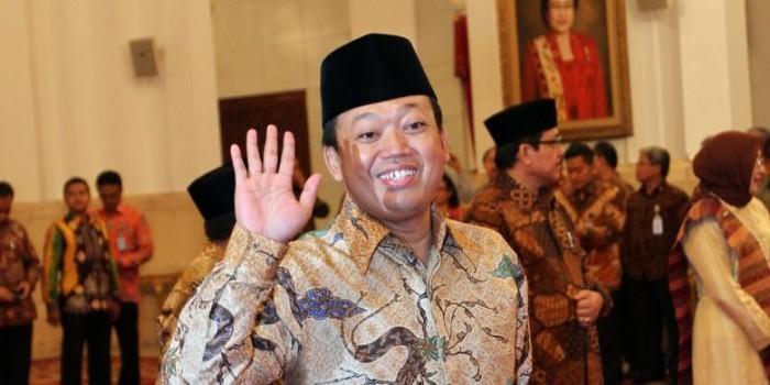"""Diperintah Jokowi Hindari Urusan Politik, Nusron """"Gatal"""" Komentari Ical"""