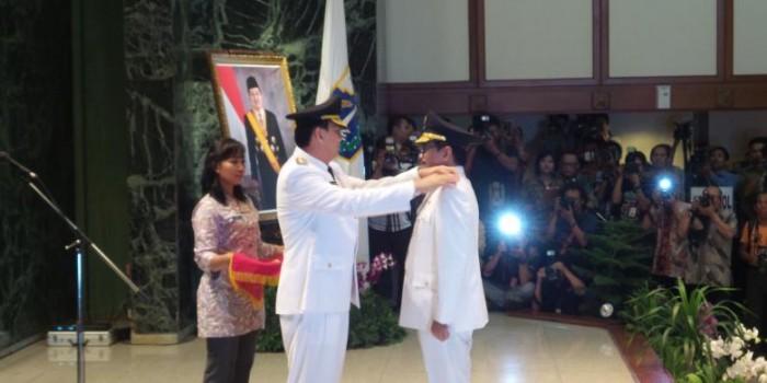Menanti Gebrakan Wagub Jakarta Djarot Saiful