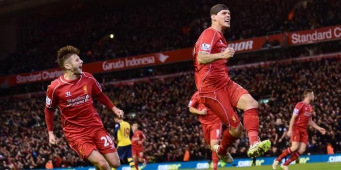 Skrtel Selamatkan Liverpool dari Kekalahan di Anfield