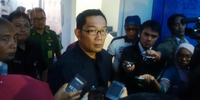 Banyak Kerusakan Setelah Acara KAA, Ridwan Kamil Kecewa