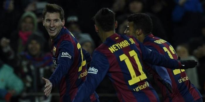 Messi Menangkan Barcelona atas Villarreal dalam Drama 5 Gol