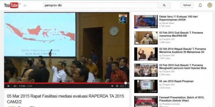 "Makian Anggota DPRD DKI terhadap Ahok Dikecam ""Netizen"""