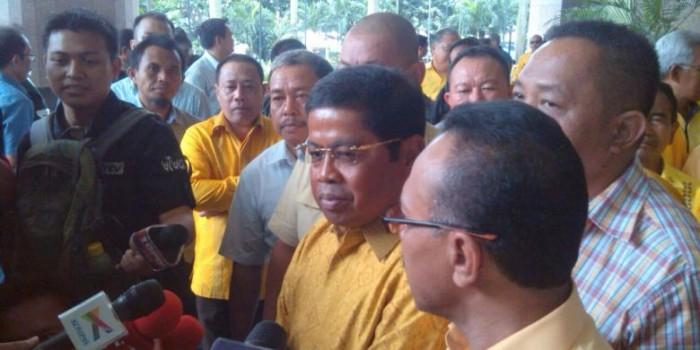 Idrus Marham Ingatkan Zulkifli Jadi Ketua MPR berkat KMP