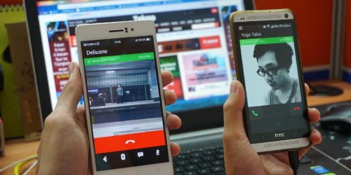 Resmi, WhatsApp Android Sudah Bisa Telepon Gratis
