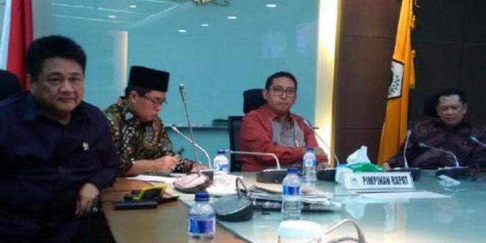 Dialog Dua Kubu di Fraksi Partai Golkar Berlangsung Tegang