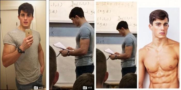 Ini Dia Dosen Matematika Tertampan di Dunia